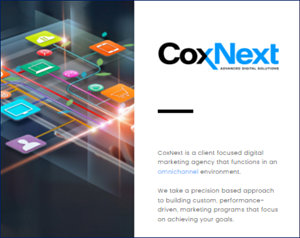 CoxNext agency one sheet image-1