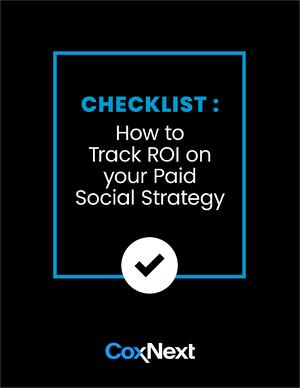 How to Track ROI eBook Cover